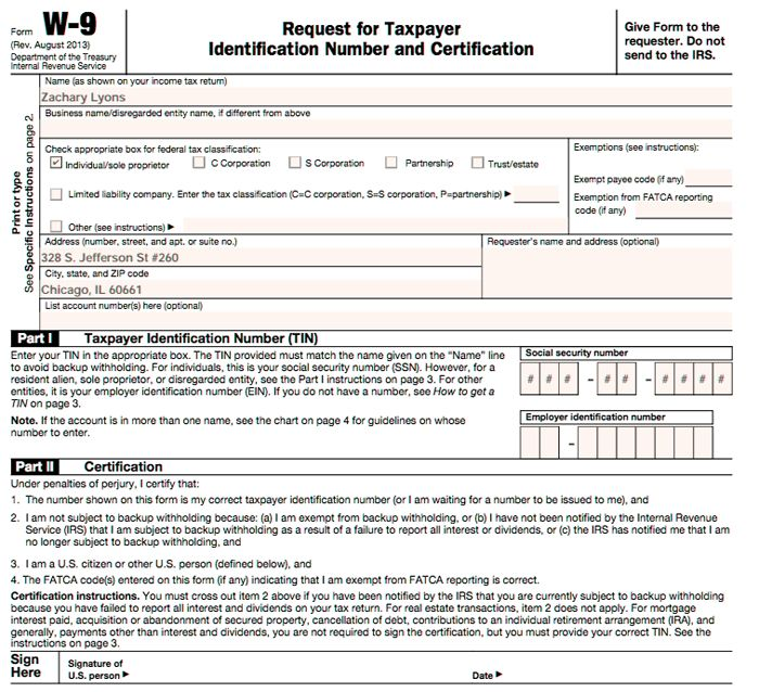 Pin by PDF Base on W-9 IRS Form 2013 Pinterest Irs forms - Service Forms In Pdf