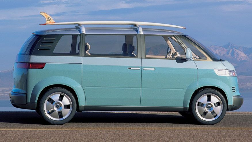 Pin By David Pyne On Concept Cars Volkswagen Cars Vw Bus
