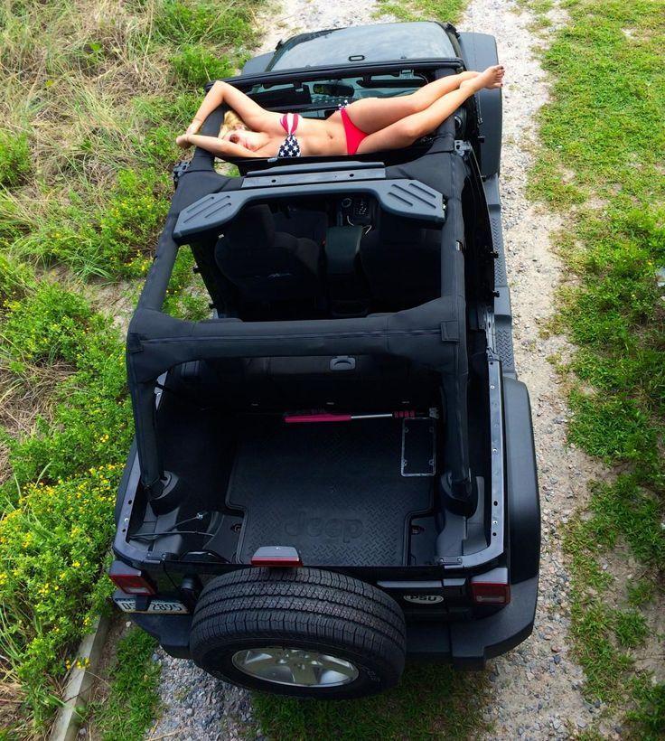 Jammock Jeep Wrangler 2.0 Jeep Hammock Black