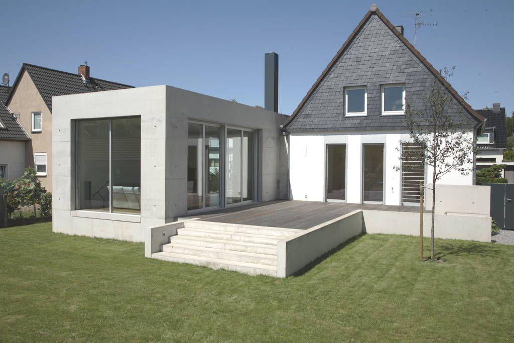Einfamilienhaus in duisburg moderne häuser von oliver