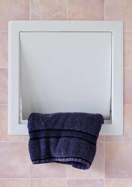 Wäscheschacht Klappe waescheklappe waescheabwurf trockenbau waescheschacht waescheeinwurf