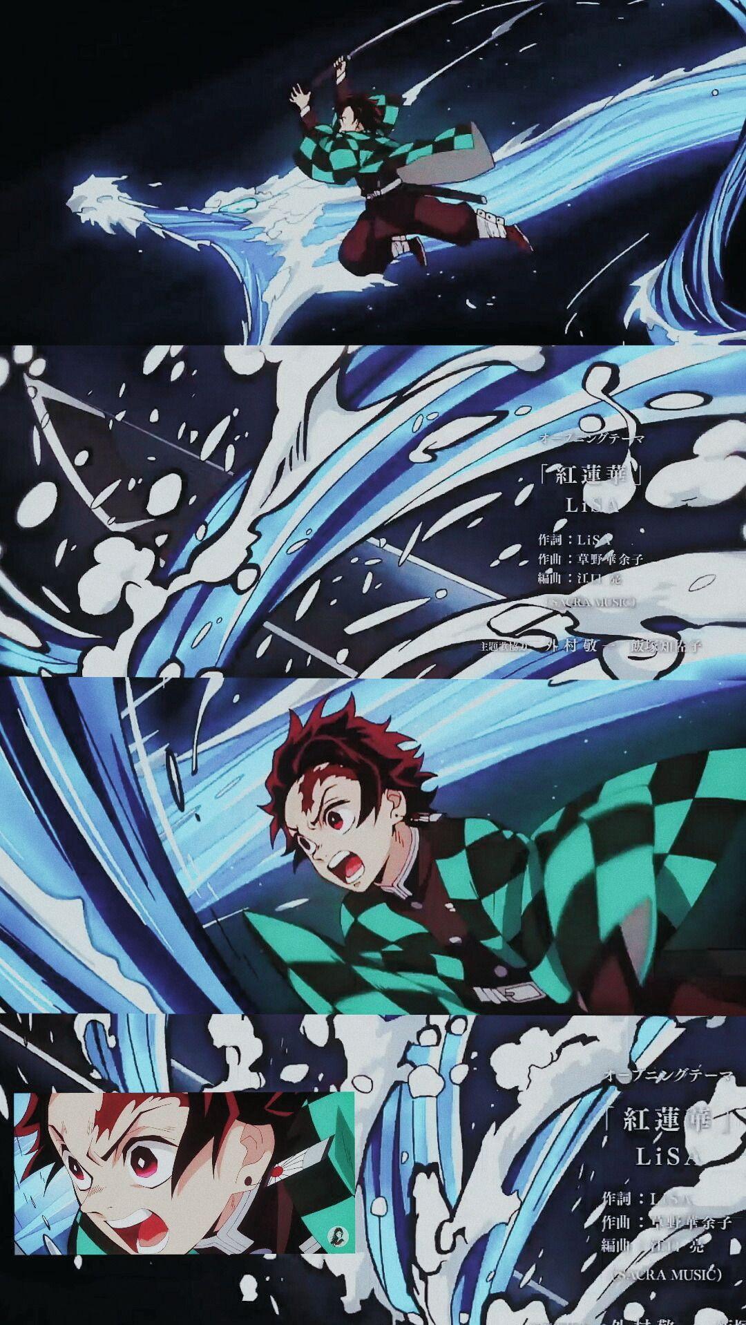 Wallpaper Tanjiro Aesthetic Anime Anime Demon Anime Wallpaper