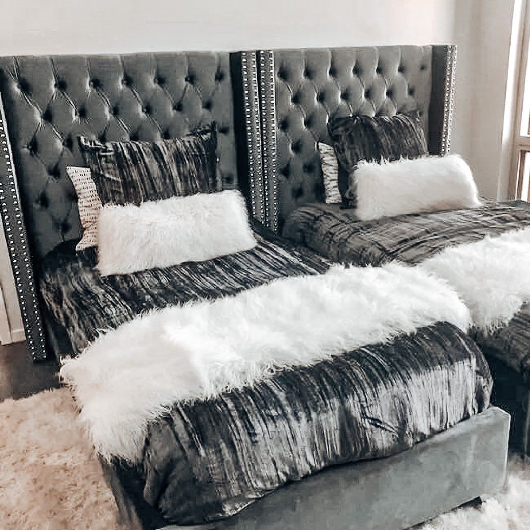 Perfect twin beds 🤍Our COCO team is here to assist you! Call/Text 305-570-1123. Get approved in just 3 minutes! NO Credit Needed 💕💎 -  #realtor #realestatemiami #love #midtownmiami #interiordesign #southflorida #westpalmbeach #boynton #weston #miamiliving #fashion #lovedecor #homedecor #luxury #glam #milliondollarlisting #forbes #glamour #furniture #bohodecor #developer #homestyling #inspiration #travel #beautiful #bohostyle #architecture