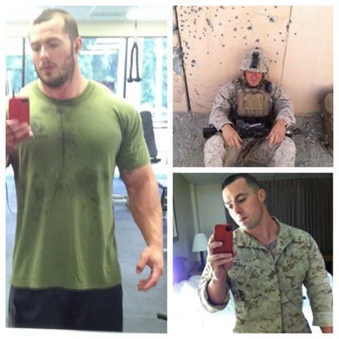 #SupportMilitaryMuscle  ......  PO2 US NAVY @mackweight fan photo of the day!