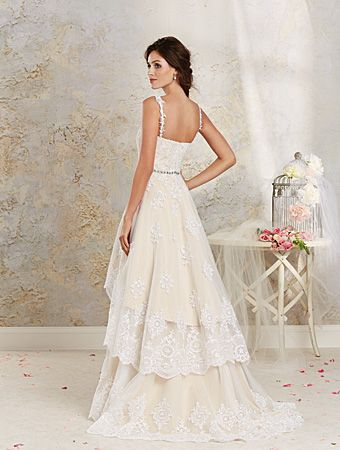 Alfred Angelo Bridal Style 8535 From Modern Vintage Gowns