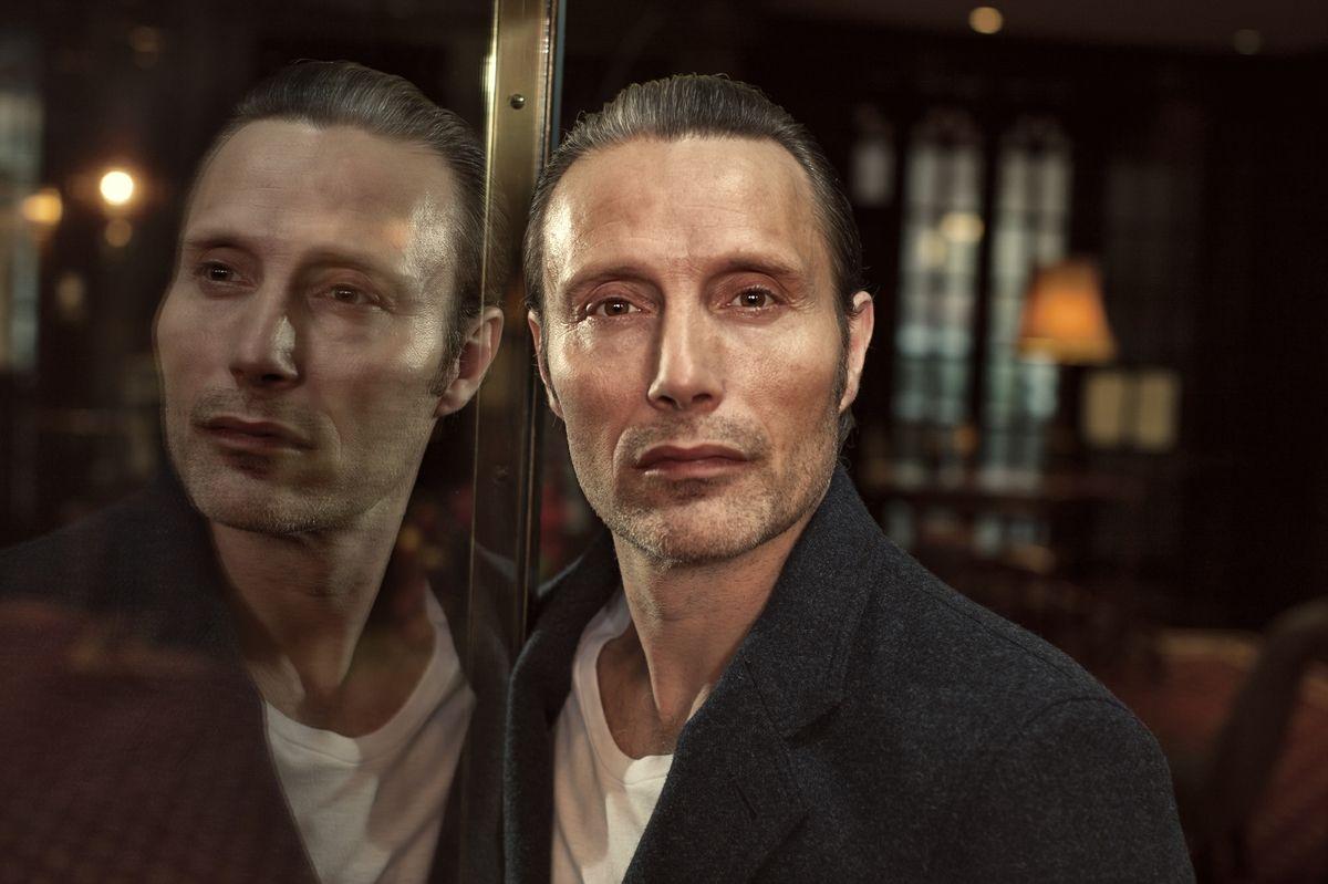 Søren Solkær •• Portraits • Mads Mikkelsen