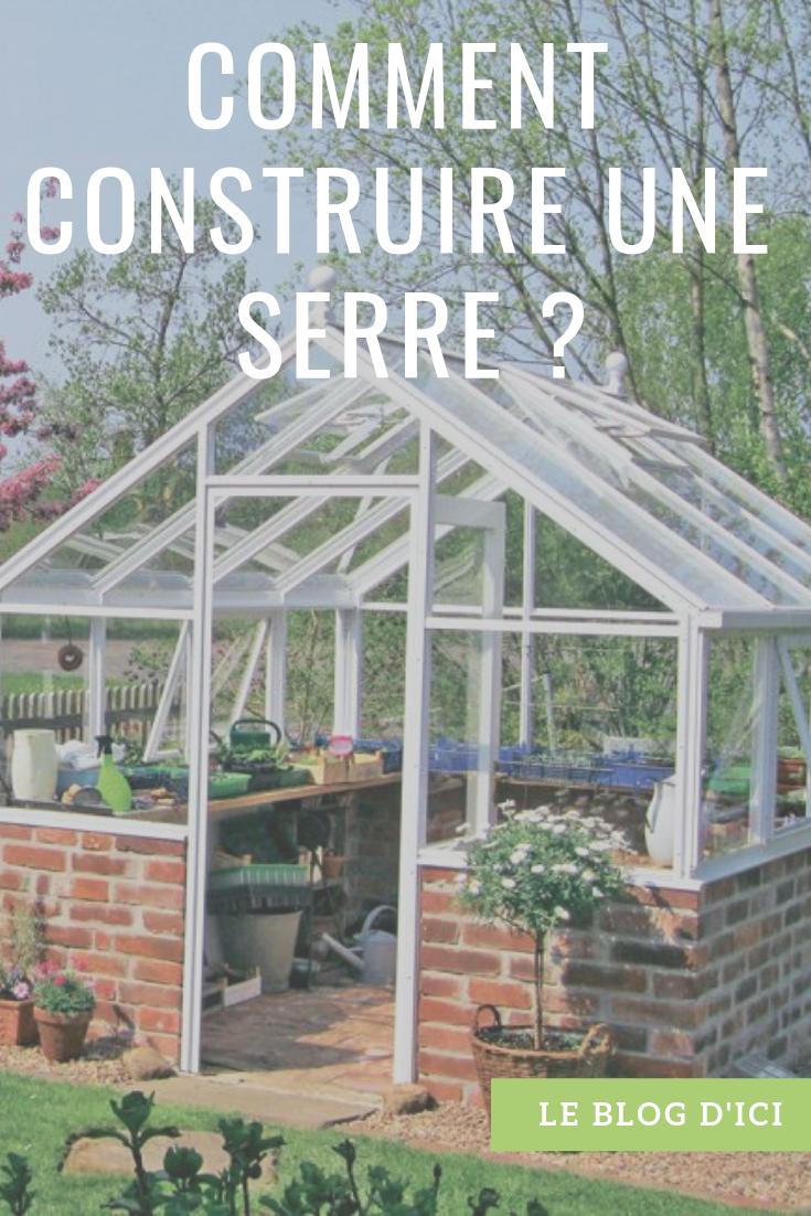 Vous souhaitez installer une serre de jardin pour protéger ...