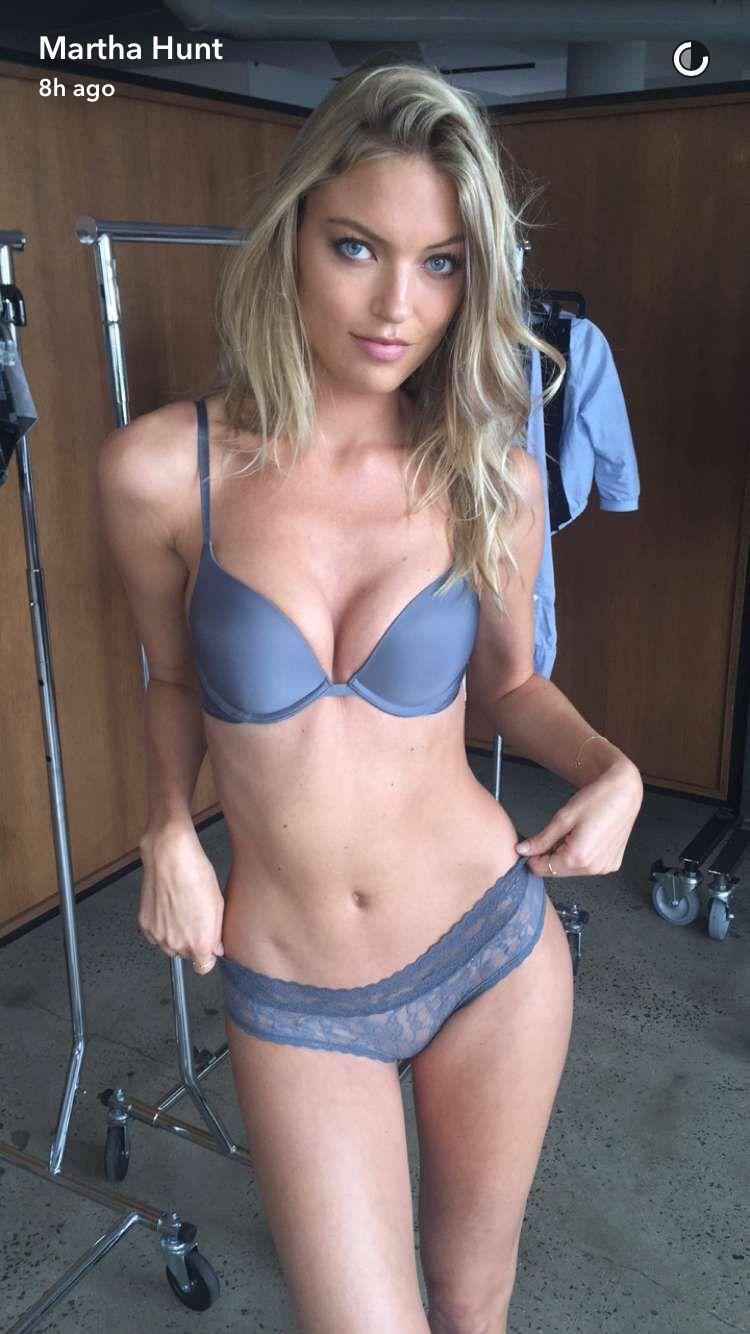 Snapchat Martha Hunt nude photos 2019