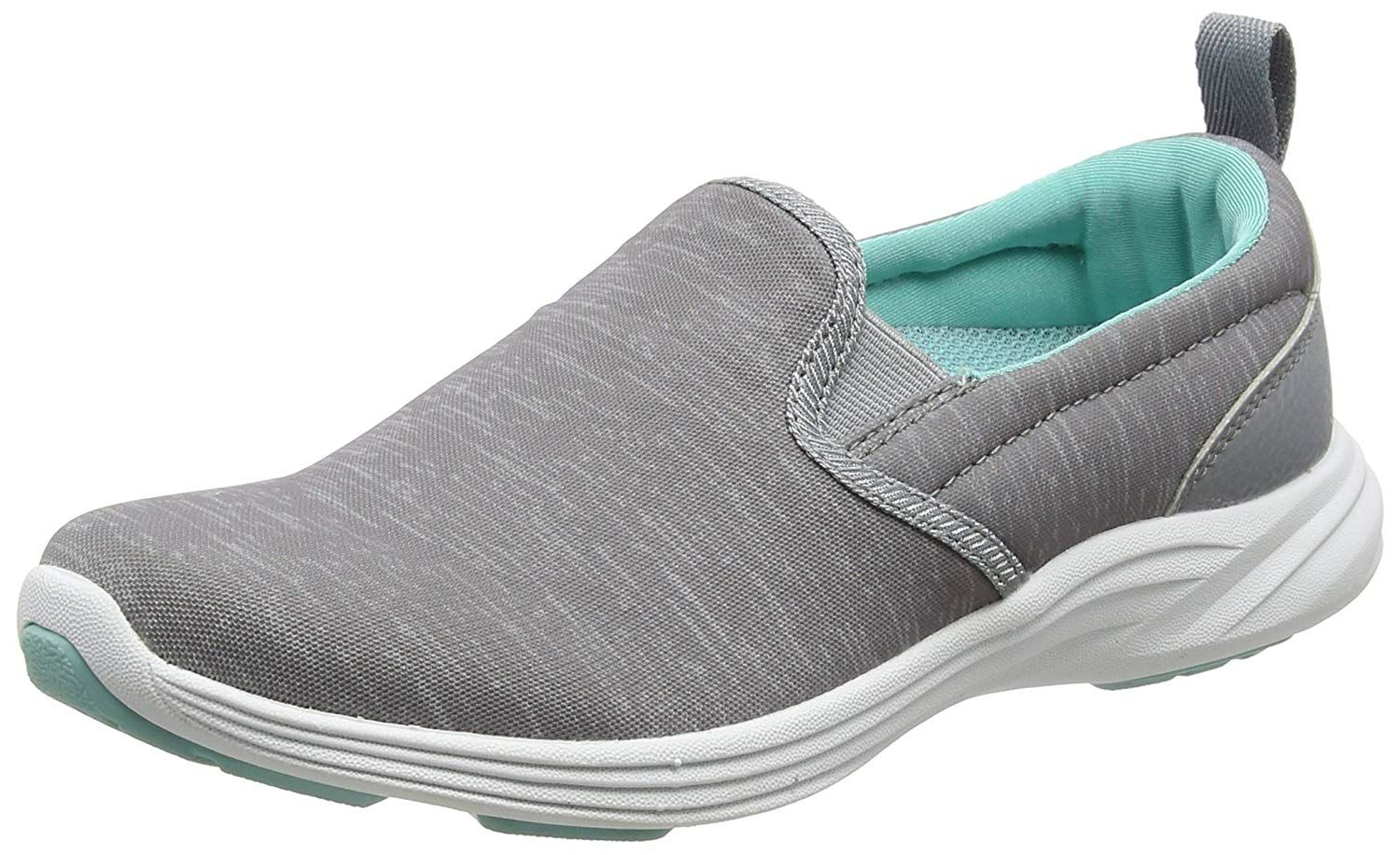 1cea985424e4b Amazon.com: Vionic Women's Kea Orthotic Trainers: Clothing | Shoes ...