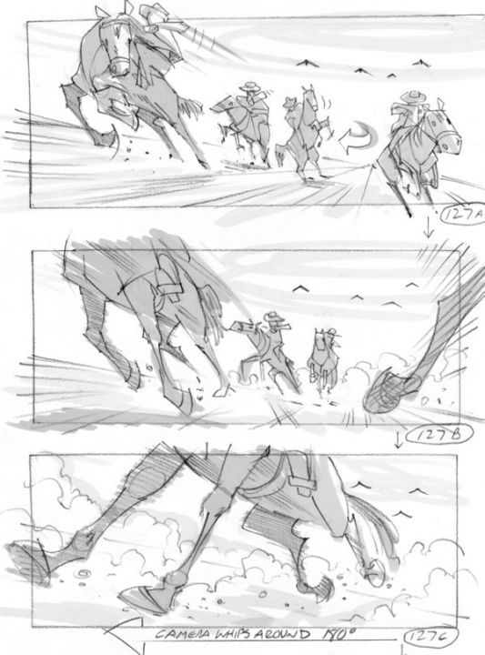 Pin by Sharon Wang on story board Pinterest Storyboard - anime storyboard