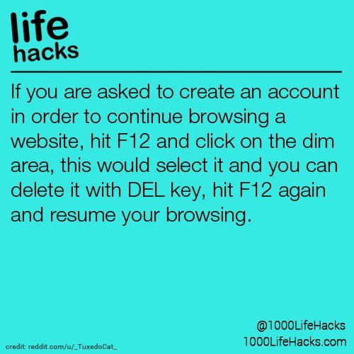 1000 Life Hacks (@1000lifehacks)