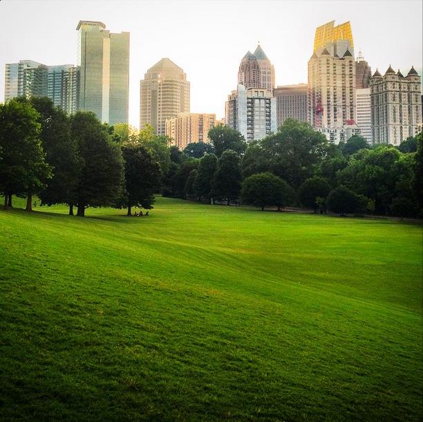 Piedmont Park, Atlanta | Go Outside! | Piedmont park atlanta