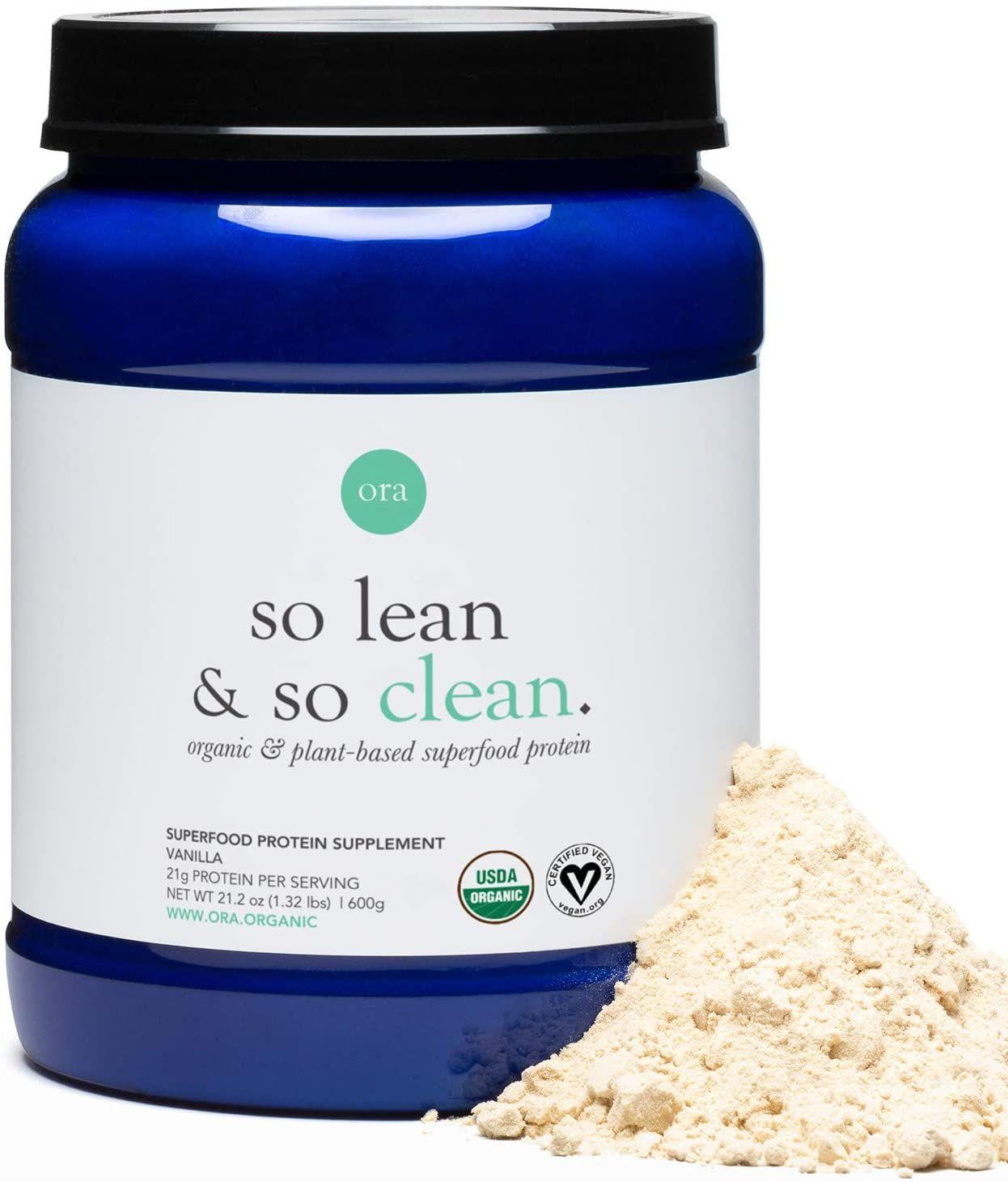 Organic Vegan Protein Powder In 2020 Organic Vegan Protein Powder Vegan Protein Powder Plant Based Protein