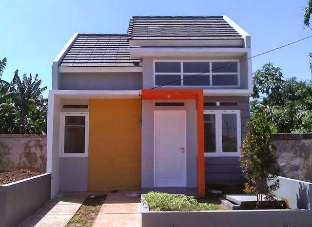 Contoh Teras Rumah Minimalis Type 36 di 2020 | Rumah ...