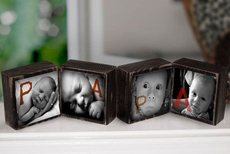 Easy kids' craft for Father's Day: Impress Dad with this great looking photo project