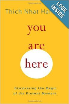 You Are Here: Discovering the Magic of the Present Moment: Thich Nhat Hanh, Melvin McLeod, Sherab Chodzin Kohn: 9781590308387: Amazon.com: B...