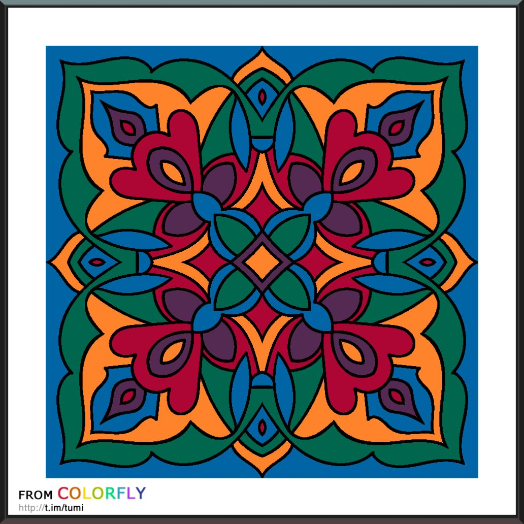 #coloring #colorfly