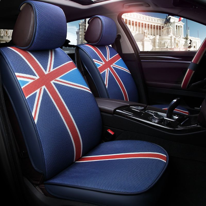 VAUXHALL INSIGNIA HATCHBACK 2008-2017 ECO LEATHER TAILORED SEAT COVERS