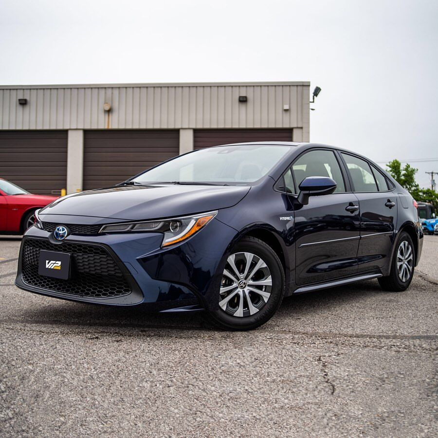 The all new 2020 Toyota Corolla Hybrid comes loaded with