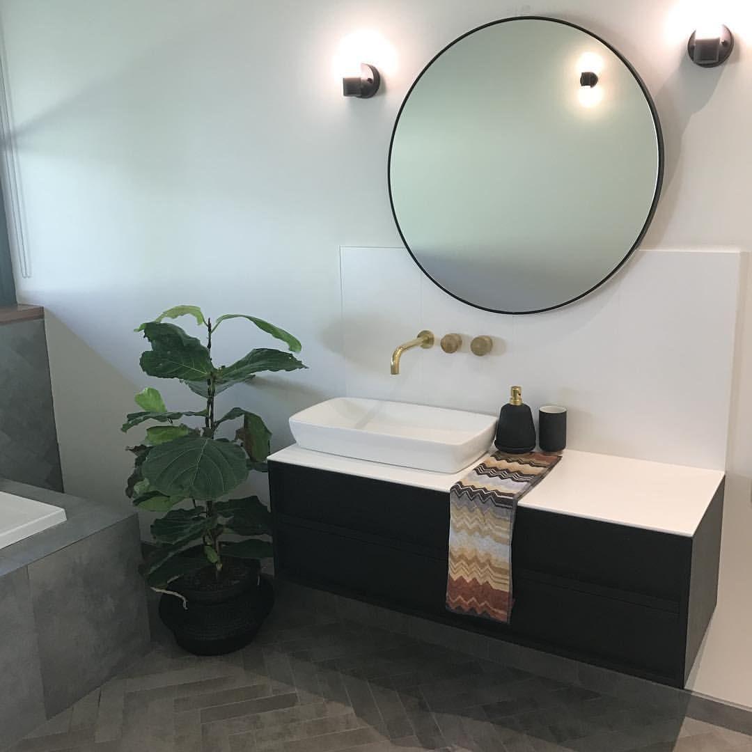 "18 Likes, 3 Comments - @thetrainhouse on Instagram: ""Main bathroom ..."