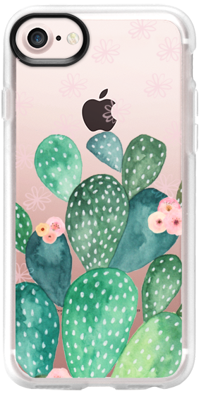 on sale 72df5 cb693 Classic Grip iPhone 7 Case - Cactus in 2019 | phone accessories ...
