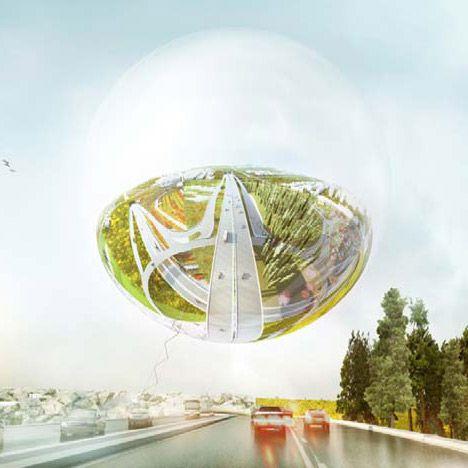 Stockholmsporten master plan by BIG