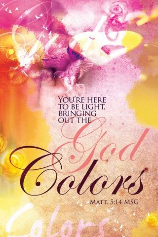 christian posters god colors - may be a nice graduation gift for my grader  girlies at church