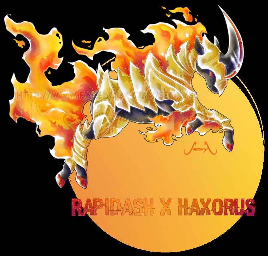 Pokemon Rapidash Mega Evolution | www.pixshark.com ...