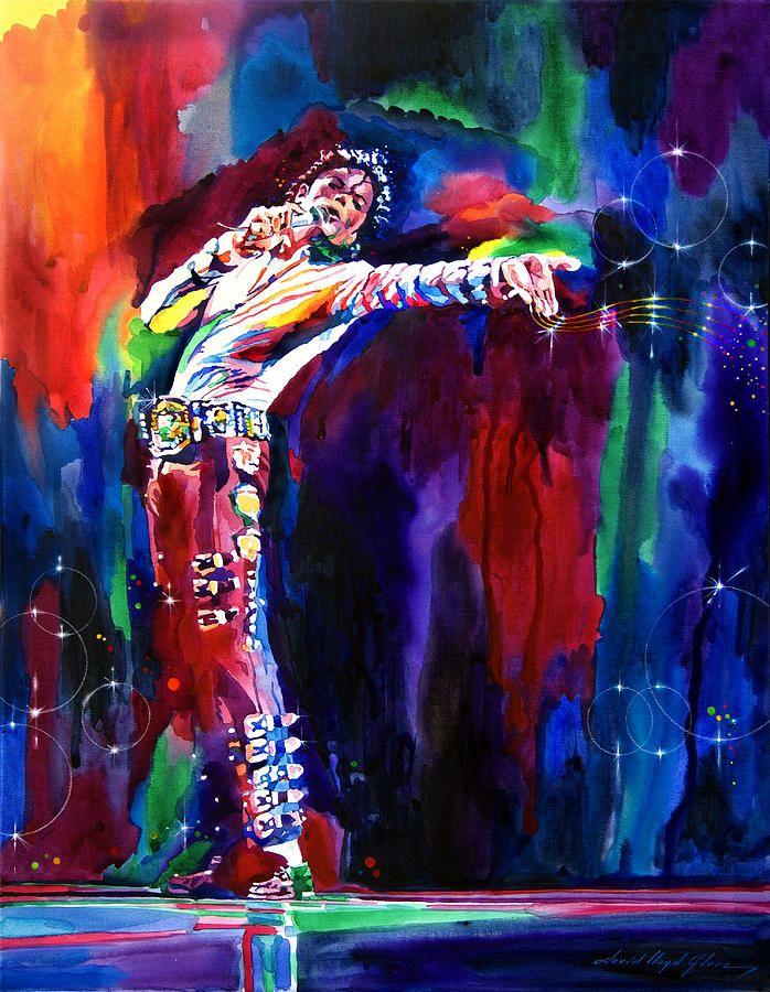Jackson Magic by David Lloyd Glover ~ acrylics on canvas