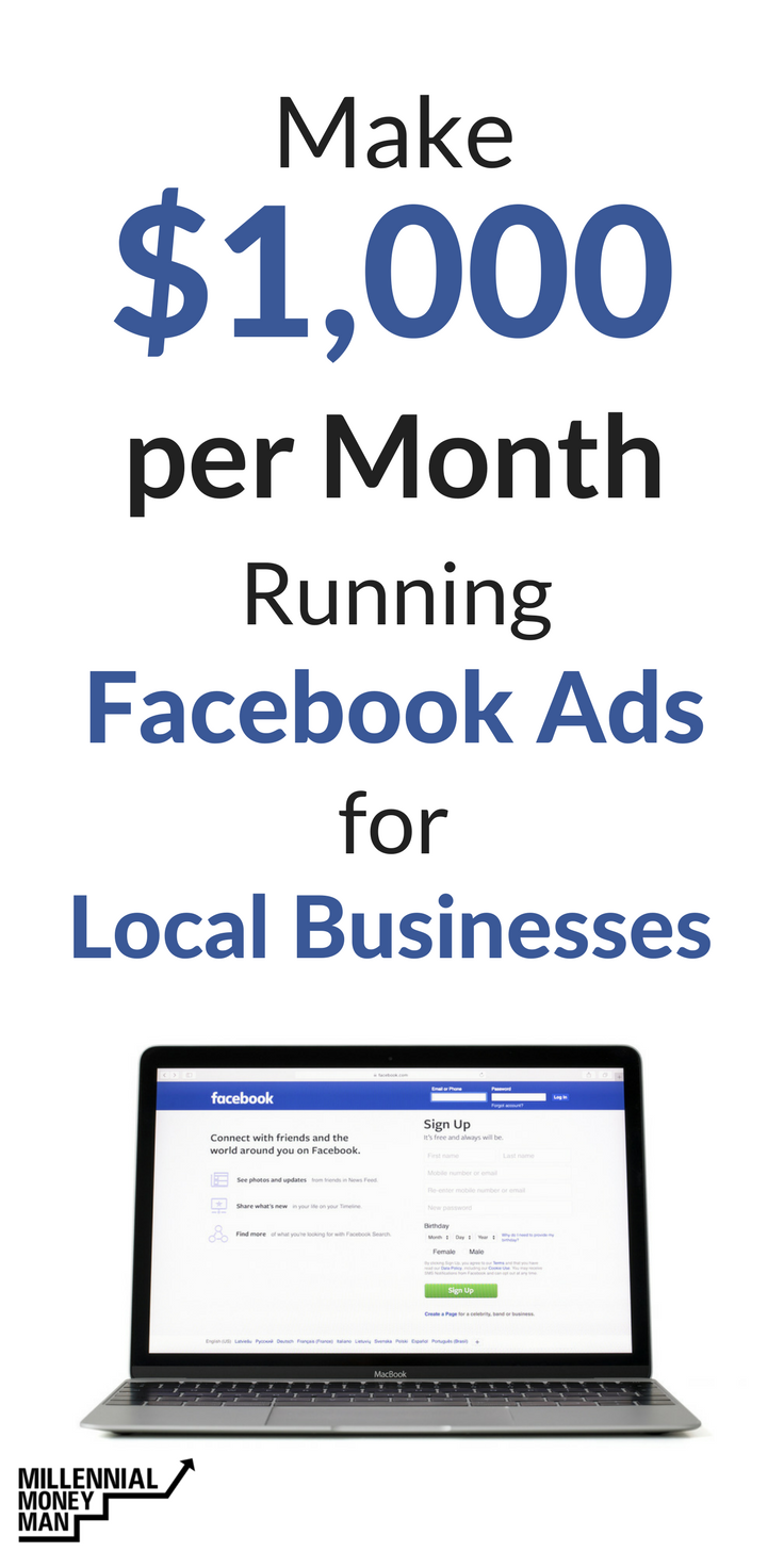 How to Make $1,000 – $2,000 Extra Per Month Running Facebook Ads ...