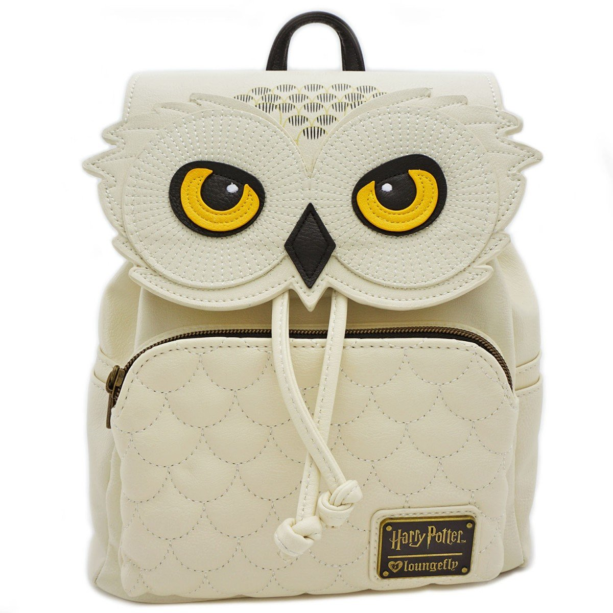 Harry potter by loungefly hedwig the owl mini backpack