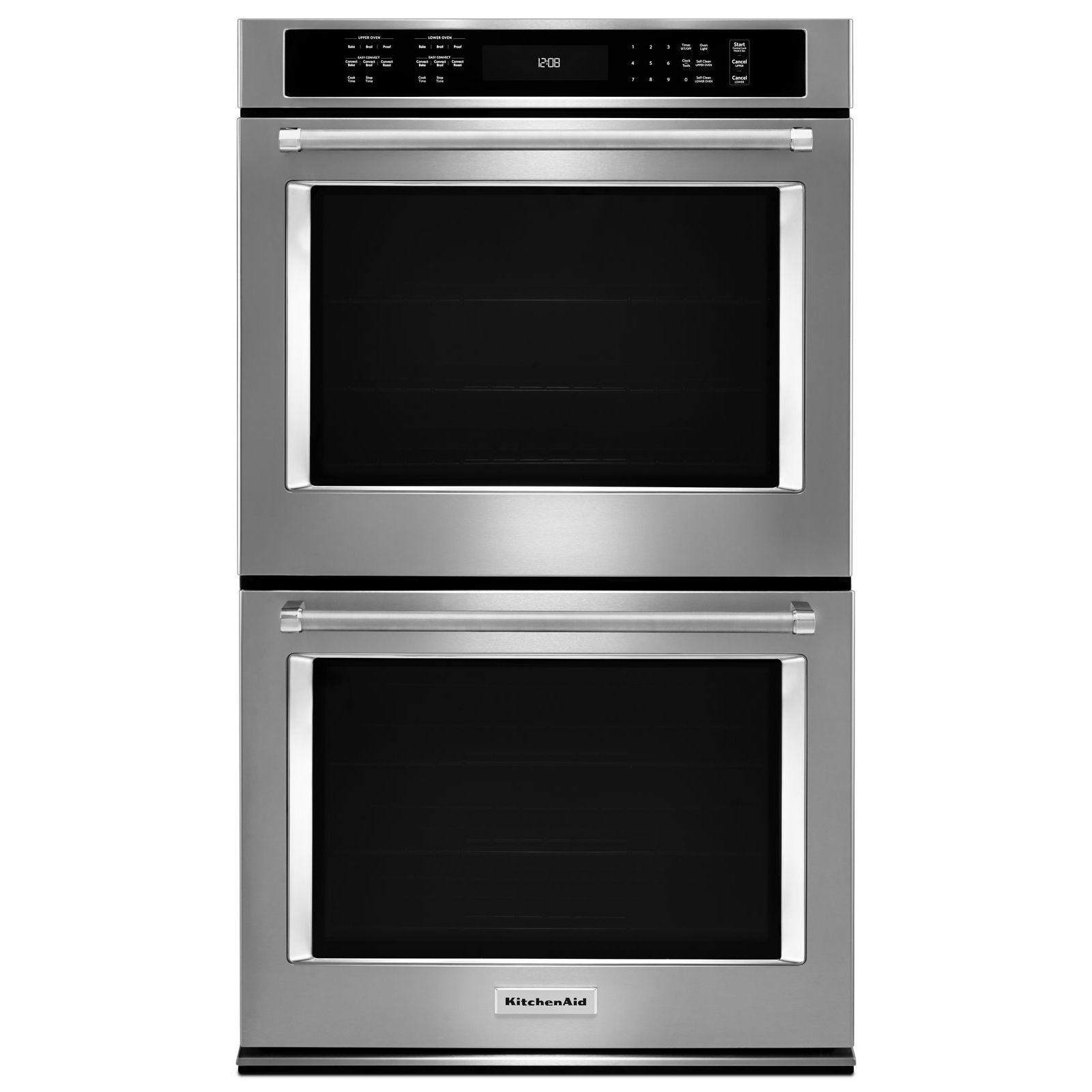 Kode500ess 2447 kitchenaid 30 double wall oven with