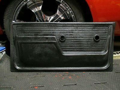 1972 Chevy Gmc Truck Pickup Lh Interior Door Panel Original C10 Suburban Blazer Gmc Truck Panel Doors Doors Interior