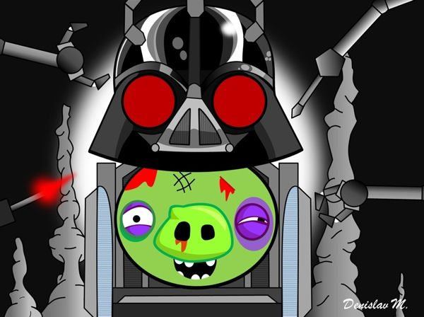 Angry Birds Star Wars With Images Angry Birds Star Wars
