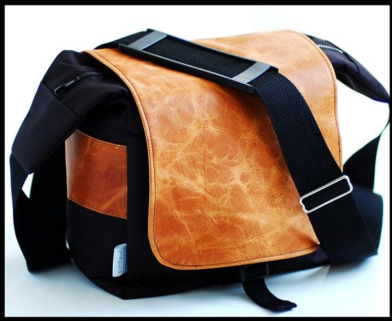Custom Made Women s Camera Bag Travel bag in Messenger style - Lilliput by  Sizzlestrapz  8a02940d1bf90