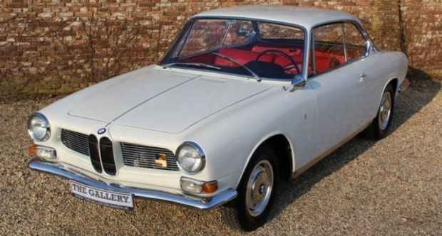 1963 BMW 3200 CS | Beam Me Up a Bimmer | Pinterest | BMW, Bmw cars ...