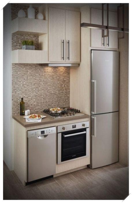 Organización y decoración de cocinas pequeñas | Dream House ...