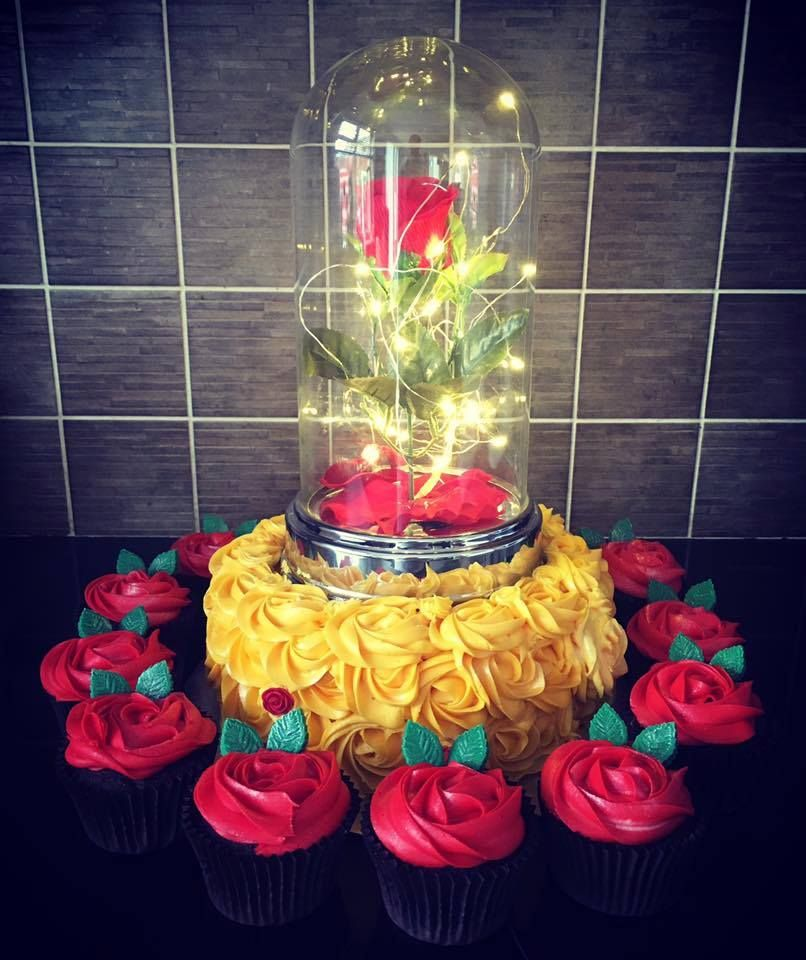 Over 30 Awesome Cake Ideas With Images Beauty And The Beast