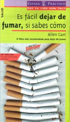 Dejar De Fumar Libro Es Facil Dejar De Fumar Si Sabes Como Dejar De Fumar Los Libros Mas Recomendados Supo