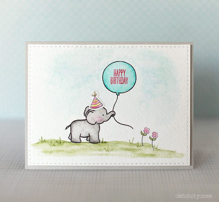 50 Diy Birthday Cards For Everyone In Your Life Art Pinterest
