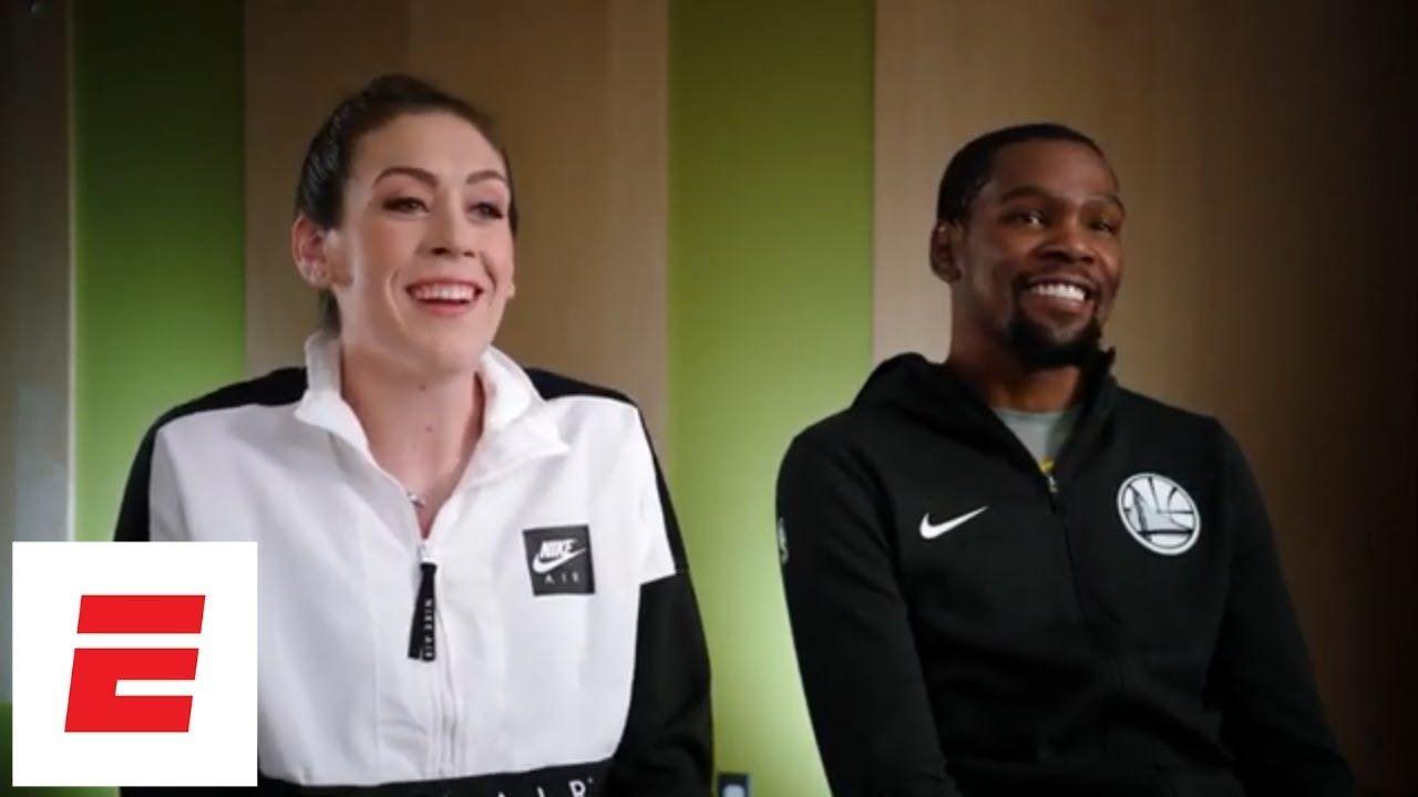d8ddd0538527 Kevin Durant and Breanna Stewart on Seattle embracing Sonics  NBA return