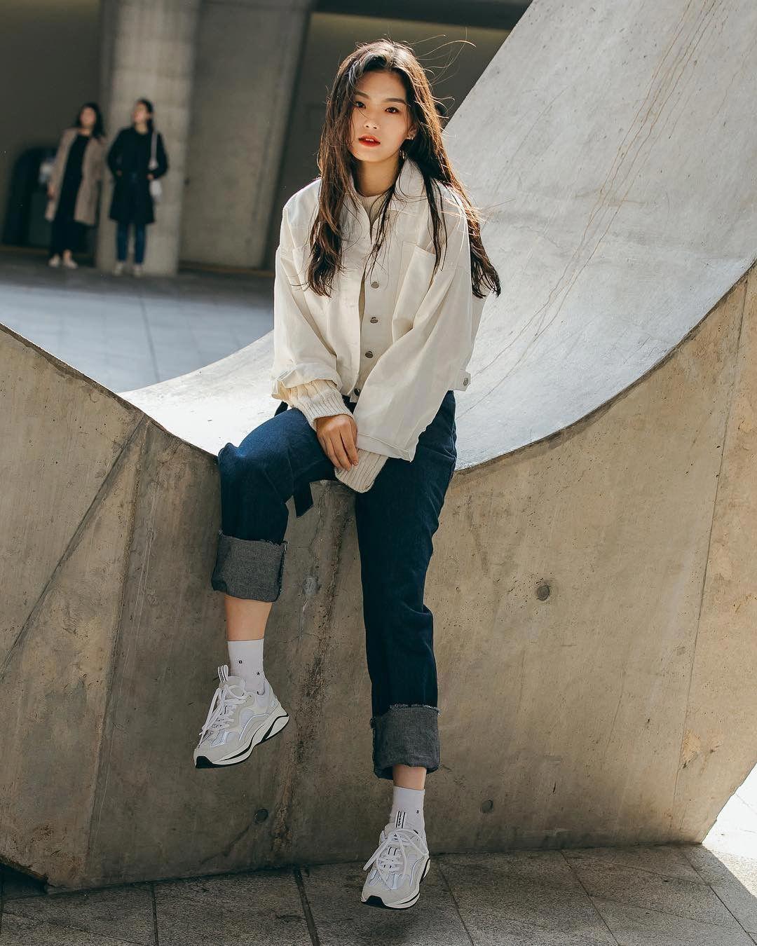 spring korean fashion 26 #springkoreanfashion  Fashion
