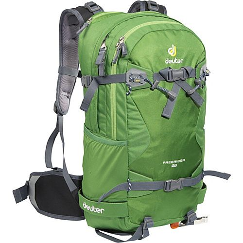 (Limited Supply) Click Image Above: Deuter Freerider 26 Emerald - Deuter School & Day Hiking Backpacks