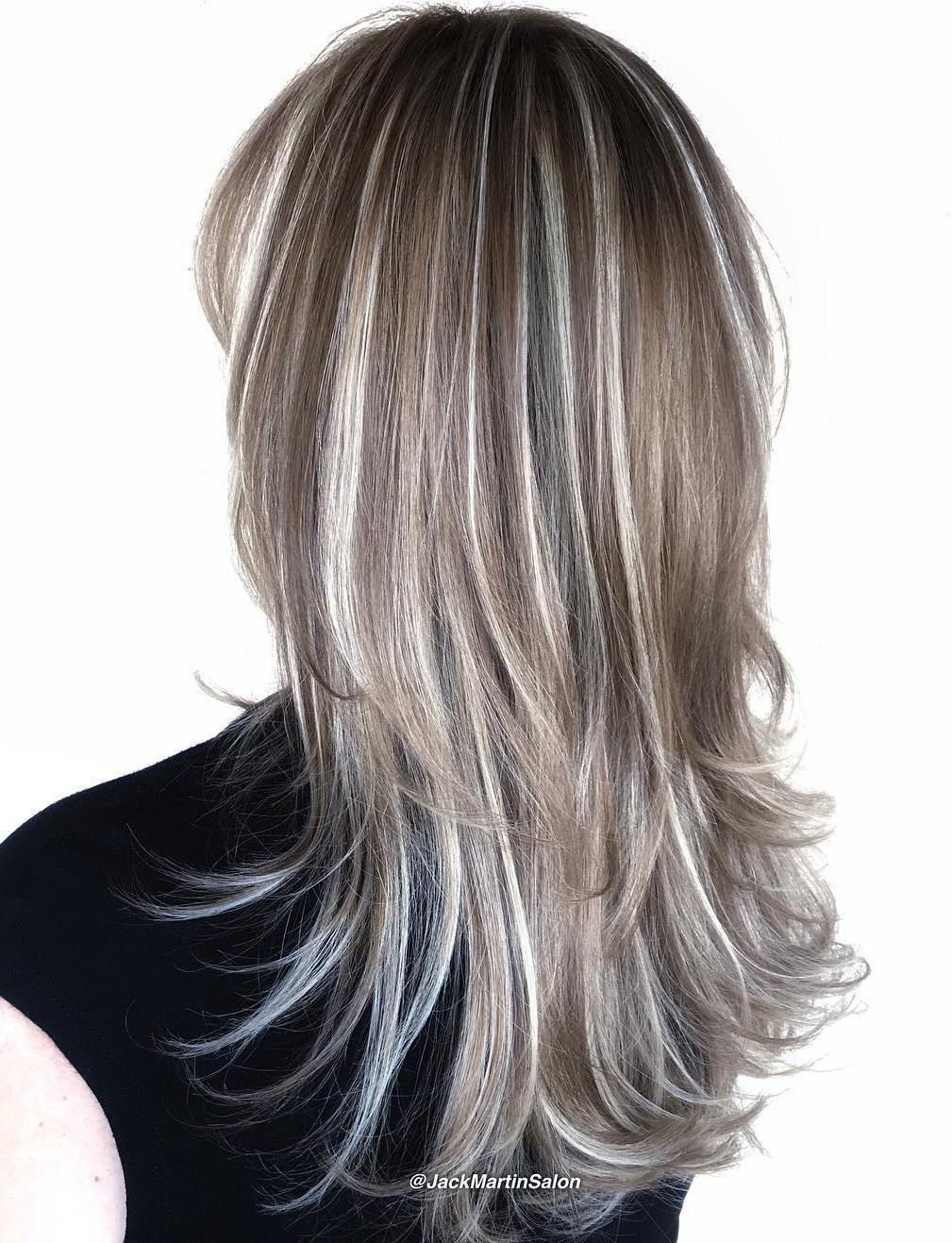 40 Hair Сolor Ideas with White and Platinum Blonde Hair