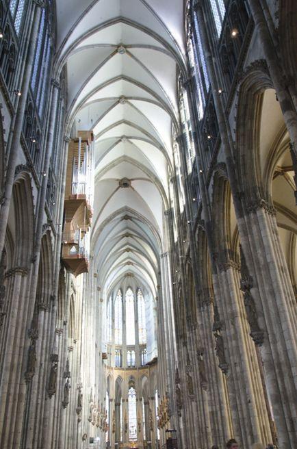 Pin Auf Der Kolner Dom Cologne Cathedral