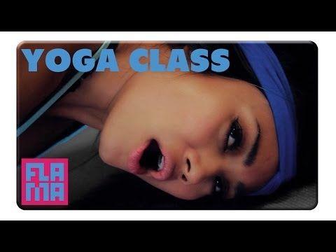 types of people in yoga class  jess lizama  best yoga