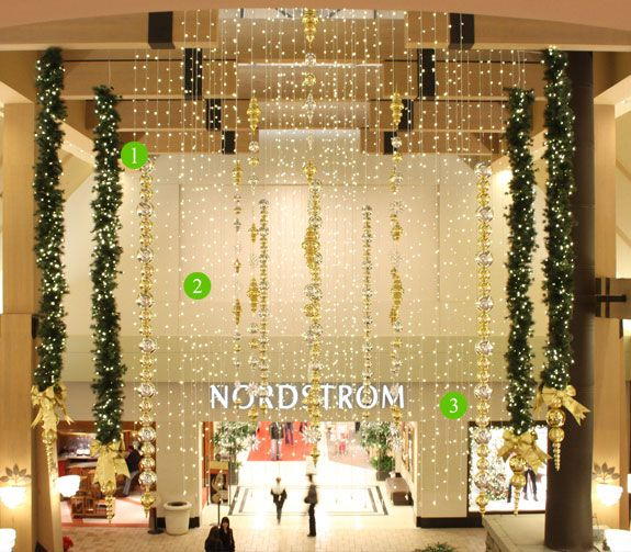 Mall christmas decorations for sale
