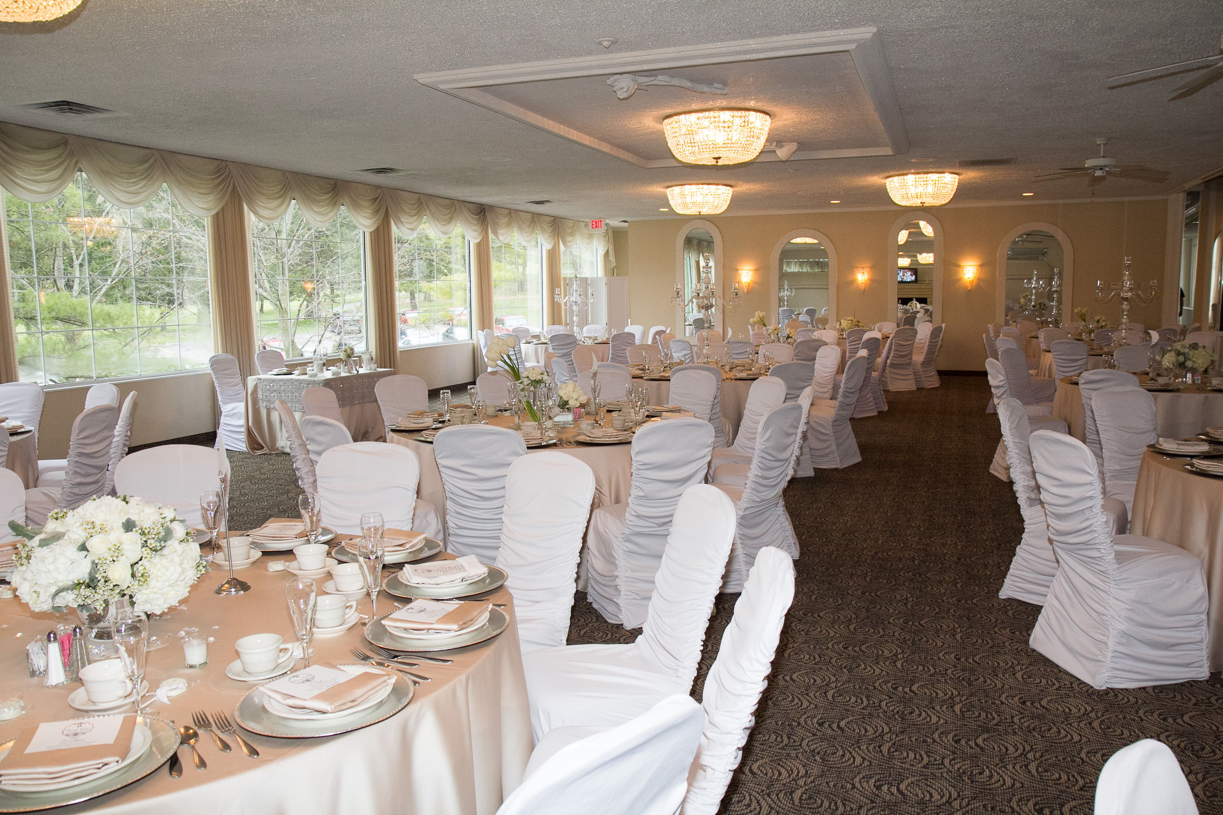 wedding receptions in downtown los angeles%0A Wedding ReceptionPine Knob Carriage House  Clarkston Mi