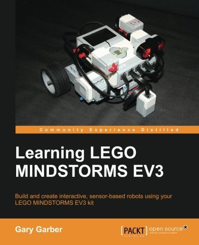 Learning LEGO Mindstorms EV3 (PDF) | robotics | Legos