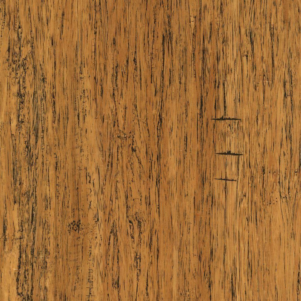 Take Home Sample Distressed Strand Woven Bamboo Tavern Vinyl Plank Flooring 5 In X 7 In Vinyl Plank Flooring Plank Flooring Vinyl Flooring